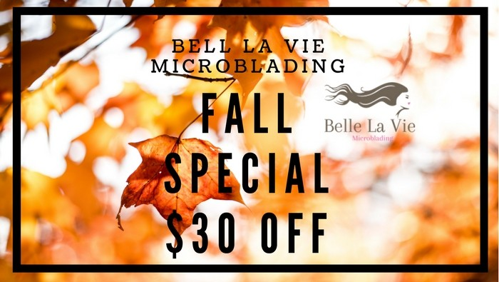 4 Days Left for Fall Special!