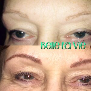 6 Week Microblading Touch Up! 1