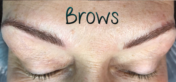 6 Week Microblading Touch Up!