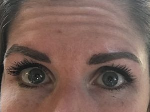 Microblading is a Roller Coaster Ride. 1