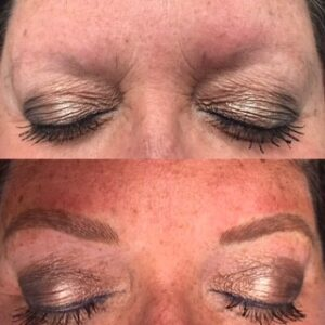 Mother/Daughter Brow Date! 3