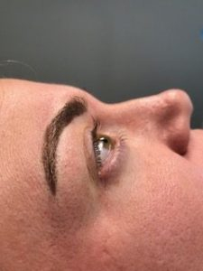 Natural Looking Brows 1