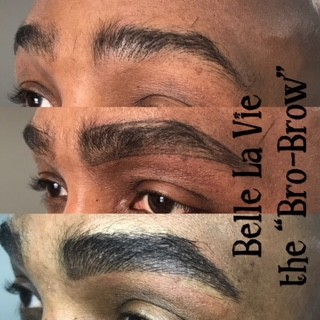 "Introducing BelleLaVie ""Bro-Brows"""