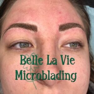 Healed Microblading 1
