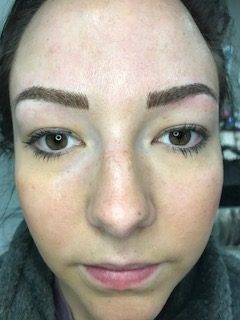 Quad Cities Microblading - After