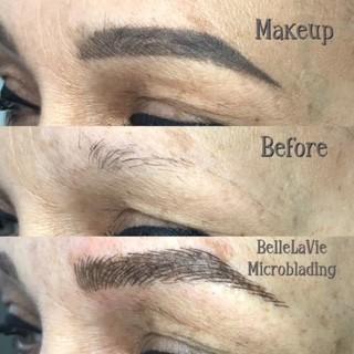bellelaviebrows