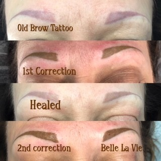 Color Correction & Microblading