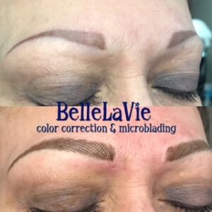 Color Correction & Microblading 2