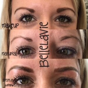 Why have other brows, when you can have BelleLaVie Brows! 1
