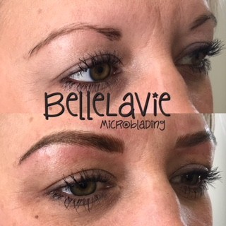 Why have other brows, when you can have BelleLaVie Brows!