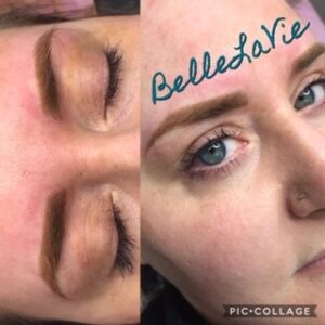 Annual Brow Touch up's 2