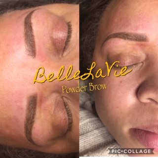 Annual Brow Touch up's