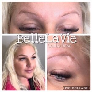 Healed Microblading/Powder Brows 2