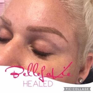 Healed Microblading/Powder Brows 1