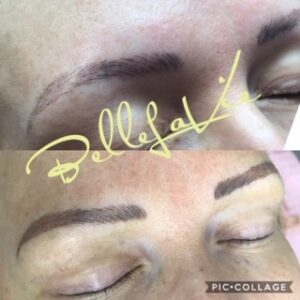 Healed Microblading/Powder Brows 10