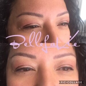 Healed Microblading/Powder Brows 5