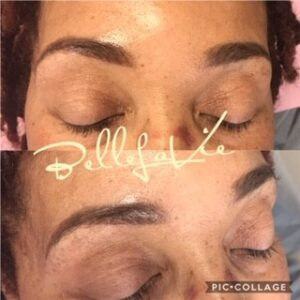 Healed Microblading/Powder Brows 8